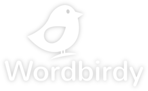 Wordbirdy